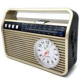 Радиоприемник с часами Kemai MD-500BT