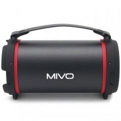 Мощная молодёжная Bluetooth стерео колонка MIVO M05 с ручкой (12 Вт)