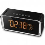 Musky DY-33 (12 Вт) (FM / температура / будильник)
