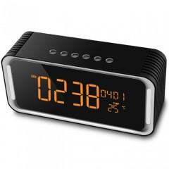 Bluetooth колонка Musky DY-33 (12 Вт) (FM / температура / часы / будильник)