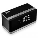 Bluetooth колонка Musky DY-27 с часами (10 Вт)