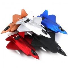 Колонка с MP3 плеером и FM приемником - самолет истребитель F-22