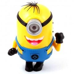 Колонка с MP3 в виде игрушки Миньона Стюарта