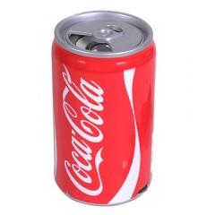 Портативная колонка МР3 плеер банка Mini Coca-Cola
