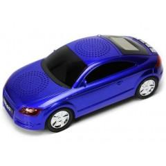 Колонка-машинка Audi TT с Bluetooth и FM-радио (Micro SD / USB)