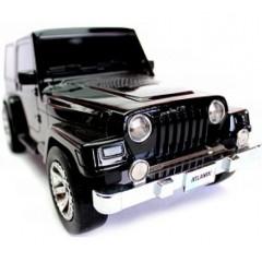MP3 радио-колонка машинка Jeep Wrangler ТО-952 (USB / MicroSD)