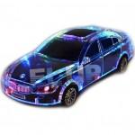 Колонка-машинка BMW с подсветкой кузова