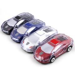 MP3 колонка-машинка Lamborghini с подсветкой кузова (FM / USB / MicroSD / AUX)