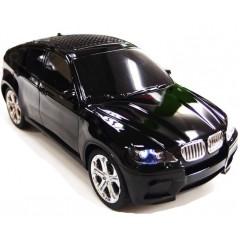 Портативная MP3 колонка-машинка BMW X6 c Bluetooth (FM / USB / TF)
