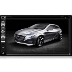 "2DIN автомагнитола KSD-6922 7"" (Android / GPS / TV / WiFi / Bluetooth / CD-DVD / USB / SD / FM)"
