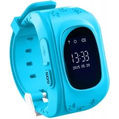 Умные детские часы TITAN WATCH Q50 с GPS трекером для отслеживания