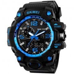 Уцененные мужские часы SKMEI SKM-1155 (новые, не ходит секундная стрелка)