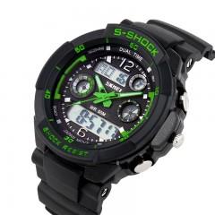Спортивные водонепроницаемые противоударные часы S-SHOCK