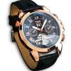 Мужские механические часы Jaragar турбийон
