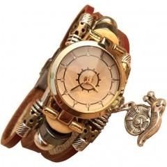 Женские часы-браслет RW007 с кулоном в виде улитки