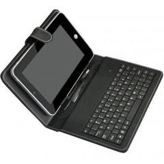 Чехол с клавиатурой 7 дюймов (распродажа остатков, подключается к планшету через порт USB)
