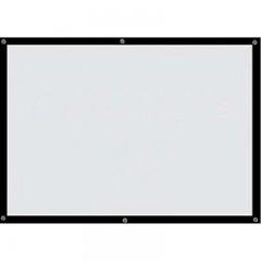 """Рулонный подвесной экран для проектора 221x125 см. (100"""")"""