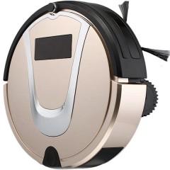 Мощный робот-пылесос TOCOOL с базой для зарядки