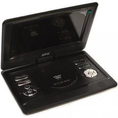 """Портативный DVD-плеер 10,8 """" XPX EA-1048D с цифровым TV тюнером DVB-T2"""