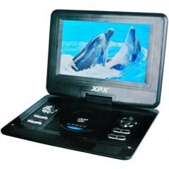 """Портативный DVD плеер 12,1"""" XPX EA-1269D с цифровым TV-тюнером DVB-T2"""