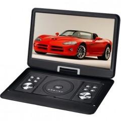 """Портативный DVD-плеер XPX EA-1407 14"""" с TV-тюнером (FM / USB / SD / 3D / Game)"""