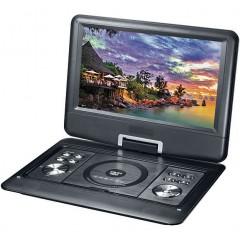 """Переносной цифровой DVD-плеер XPX EA-1569D (DVB-T2) 15"""" (3D / TV / USB / SD / Disc)"""