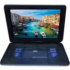 """Цифровой портативный DVD плеер 16"""" Sony LS-160T DVB-T2 (USB / SD)"""