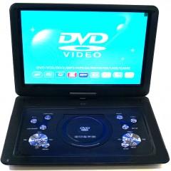 """Портативный DVD-плеер LS-161 16"""" с TV-тюнером (USB / SD / 3D / Game)"""