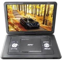 Складной DVD-плеер XPX EA-1767L, цифровой, 17 дюймов