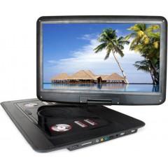 20-дюймовый портативный DVD плеер LS21 с ТВ-тюнером, 3D и Денди-играми