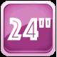 Телевизоры с диагональю экрана 24 дюйма