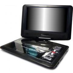 "Портативный DVD плеер SOUPT DVD-LX83 9"" (TV / 3D / Game / USB / TF)"