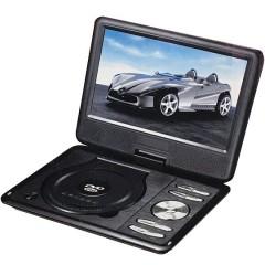 """Портативный TV-DVD-плеер Sony LS988 с экраном 9,8"""" (3D / USB / TF)"""