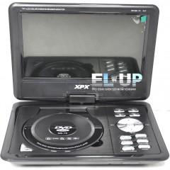 """Портативный DVD плеер 9,8"""" XPX EA-9055D с цифровым TV-тюнером DVB-T2"""