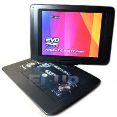 Портативный  DVD плеер SONY EVD-1628 с поддержкой 3D видео