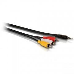Композитный AV-кабель для подключения к TV/ТВ