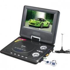 """Портативный DVD-плеер XPX EA-9066 9,5"""" (FM/TV/Game/3D)"""