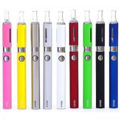 Тонкая и стильная электронная сигарета EVOD MT3