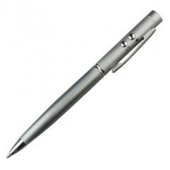 Многофункциональная ручка 3 в 1 - со светодиодным фонариком и лазерной указкой