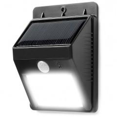Уличный фонарь Ever Brite на солнечной батарее с датчиком движения