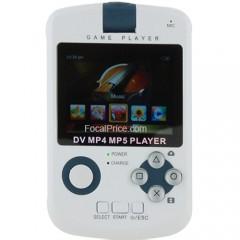 Ручная игровая приставка Game Player ORRO с MP3-MP4-плеером