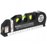 Лазерный уровень LV-03 с рулеткой