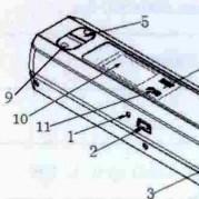 Инструкция к беспроводному ручному сканеру iScan