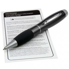 Лазерный ручка-сканер NoteMark 3 в 1: шариковая ручка + сканер + диктофон