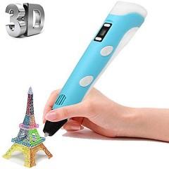 3D ручка 3D PEN-2 для рисования в воздухе и 3D моделирования
