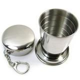 Складной стакан - брелок (50/100/250 мл.)