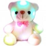 Светящийся медвежонок Тедди (20 см.)