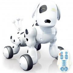 Умная интерактивная игрушка собака-робот на радиоуправлении