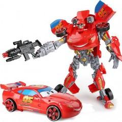 Робот-трансформер Interchange «Автобот-тачка» с оружием