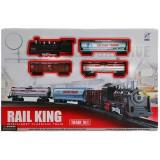 Железная дорога Rail King 19051-5 (свет / звук)